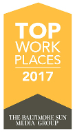 Baltimore Sun Top Workplaces 2017