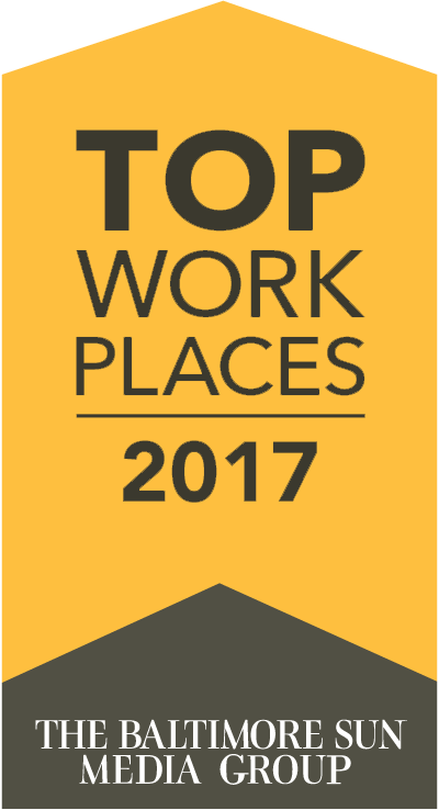 Top Work Places 2017 - The Baltimore Sun Media Group