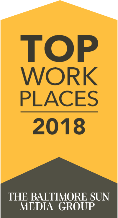 Top Work Places 2018 - The Baltimore Sun Media Group